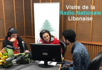 Visite - Radio nationale
