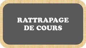rattraage